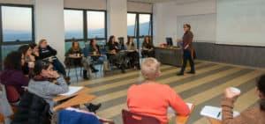 הרצאה בקורס מנהלי חינוך בקהילה