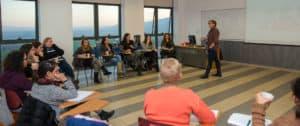 הרצאה בקורס מנהלי חינוך בקהילה 2017